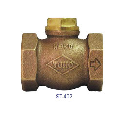 TOHO ST-402 Bronze Lift Check Valve