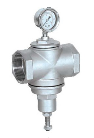 TW Brand Model PRV SS316 Pressure Reducing Valve