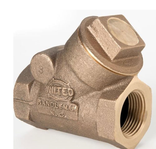 UNITED Model 62 Bronze Swing Check Valve